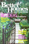 Better Homes & Garden Magazine Subscription