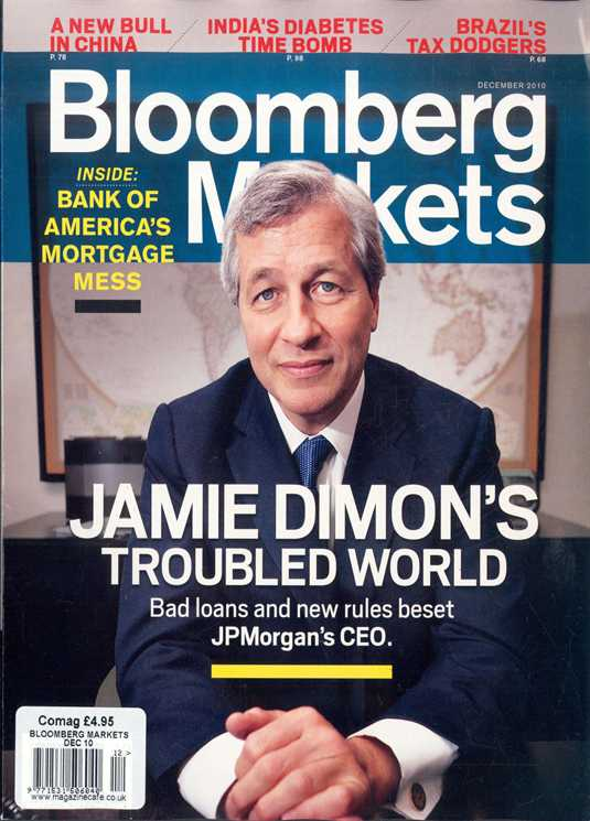 Bloomberg Markets Magazine Subscription