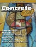 Concrete Decor Magaizine Magazine Subscription