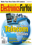 Electronics For You With CD Magazine