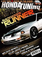 Honda Tuning Magazine Subscription