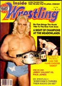Inside Wrestling/The Wrestler Magazine