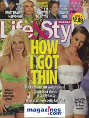 Life & Style Weekly Magazine Subscription