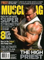 Musclemag International Magazine
