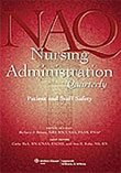 Nursing Administration Quarterly Magazine Subscription