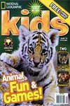 National Geographic for Kids Magazine