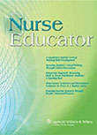 Nurse Educator Magazine Subscription