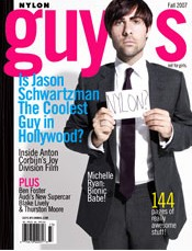 Nylon Guys Magazine