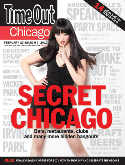 Time Out Chicago Magazine
