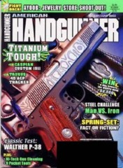 American Handgunner Magazine Subscription
