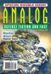 Analog Science Fiction and Fact Magazine Subscription