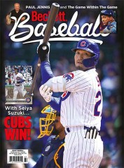 Beckett Baseball Collector Magazine Subscription