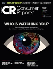 Consumer Reports (w/ Buying Guide) Magazine class=