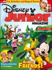Disney Junior Magazine Subscription