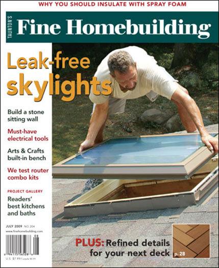 Fine homebuilding fine homebuilding magazine discount for Finehomebuilding com