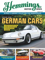 Hemmings Motor News Magazine Subscription