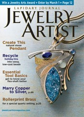 Jewelry Artist: Formerly Lapidary Journal Magazine Subscription