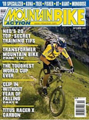 Mountain Bike Action Magazine Subscription
