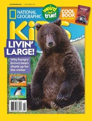 National Geographic for Kids Magazine Subscription