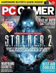 PC Gamer (No CD) Magazine Subscription
