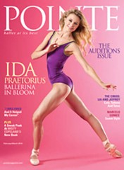 Pointe Magazine Subscription