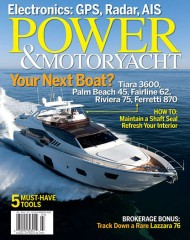 Power and Motor Yacht Magazine Subscription