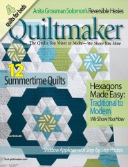 Quiltmaker Magazine Subscription
