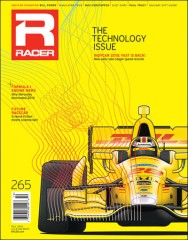 Racer Magazine Subscription