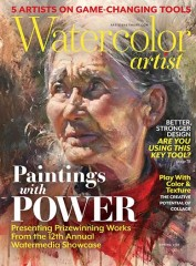 Watercolor Artist Magazine Subscription