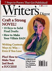 Writers Digest Magazine Subscription