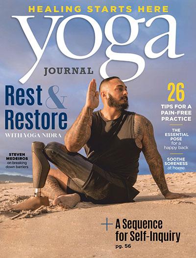 yoga journal yoga journal magazine yoga journal magazine subscription. Black Bedroom Furniture Sets. Home Design Ideas