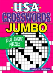 USA Crosswords Jumbo Magazine Subscription