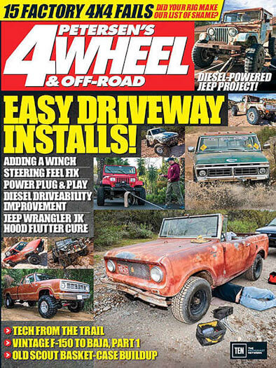 4 wheel off road 4 wheel off road magazine 4 wheel off road magazine subscription. Black Bedroom Furniture Sets. Home Design Ideas