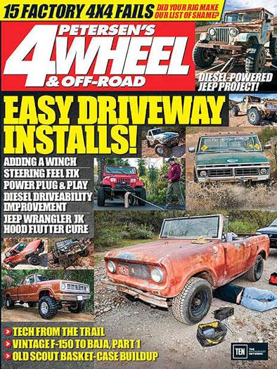 4 wheel off road 4 wheel off road magazine 4 wheel off road magazine subscription. Black Bedroom Furniture Sets. Home Design Ideas