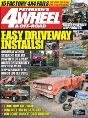 4 Wheel & Off Road Magazine Subscription