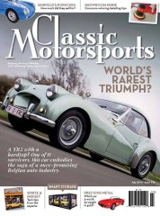 Classic Motorsports Magazine Subscription