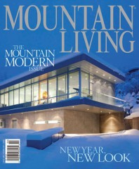 Mountain Living Magazine Subscription