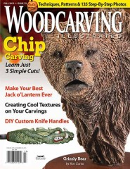 Woodcarving Illustrated Magazine Subscription