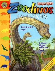 Zoodinos Magazine Subscription